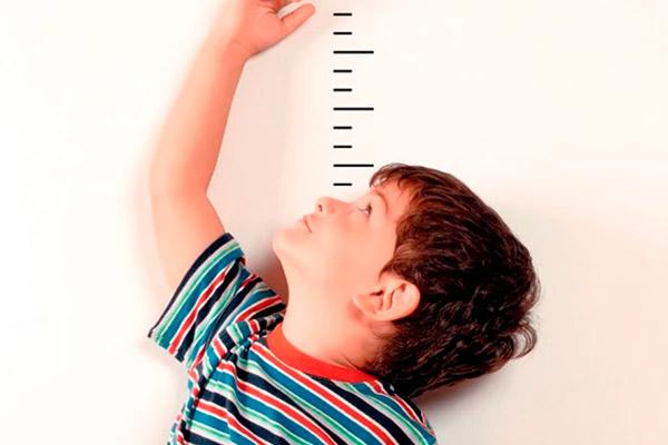 Hormona del crecimiento en niños