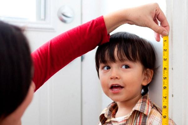 Problemas de crecimiento en niños